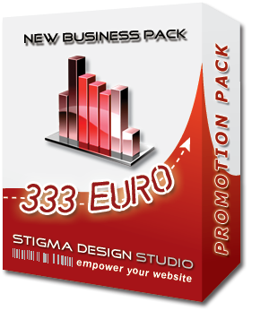 New Business Web Design Pack